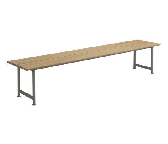 Atmosphere Dining Bench by Gloster Furniture GmbH | Benches
