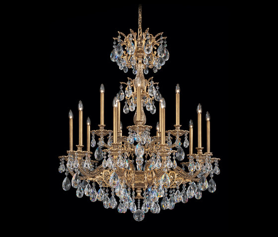 Milano Chandelier by Schonbek | Chandeliers