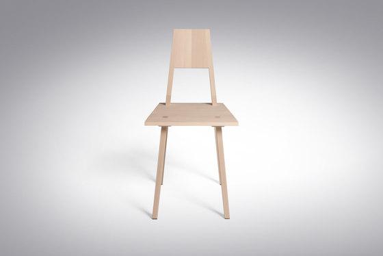 Steiner | Stuhl Lorena von Schmidinger Möbelbau | Stühle
