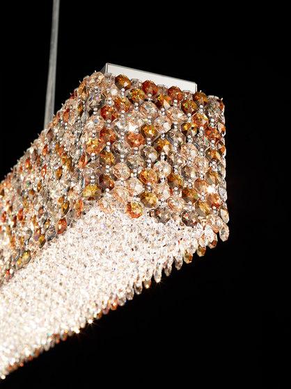 Refrax LED Pendant di Schonbek   Lampade sospensione
