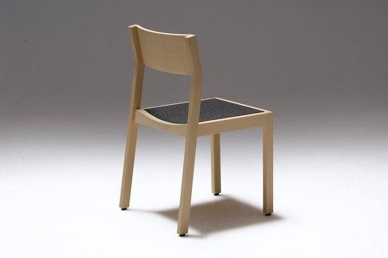 Steiner   Chair Exsel di Schmidinger Möbelbau   Sedie