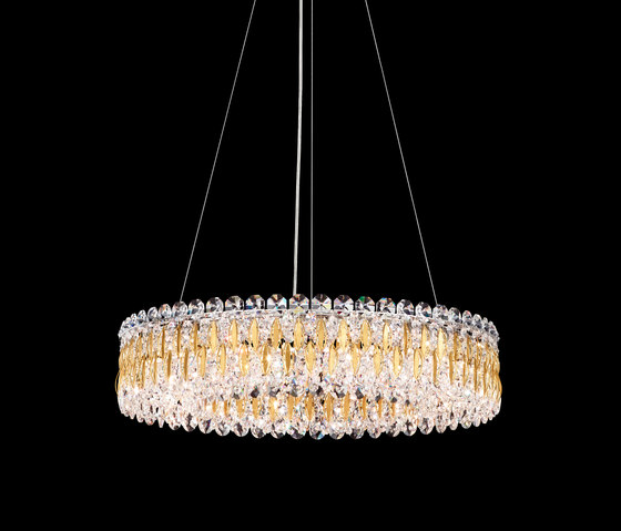 Sarella Pendant by Schonbek | Suspended lights