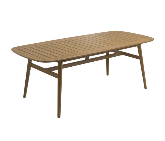 Clipper Dining Table de Gloster Furniture GmbH | Mesas comedor