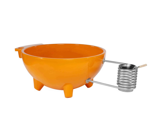 Dutchtub Original Orange di Weltevree | Vasche outdoor