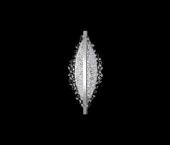 Amaca LED Wall Light by Schonbek | Wall lights