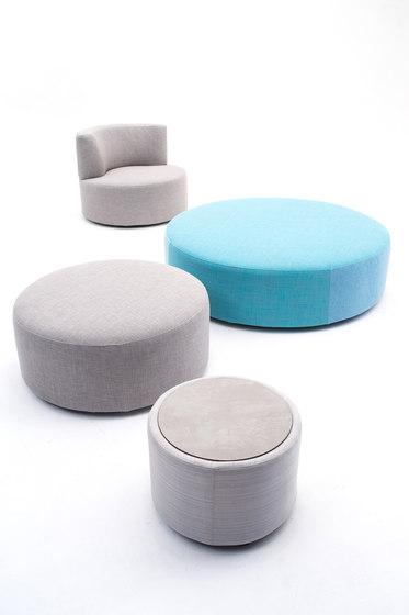 Belt side table von Varaschin | Couchtische