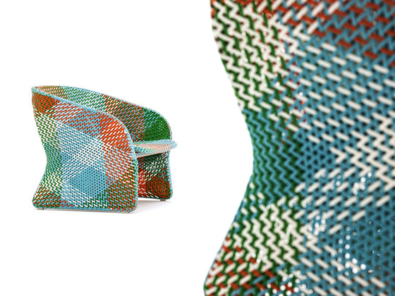 Maat lounge armchair von Varaschin | Sessel