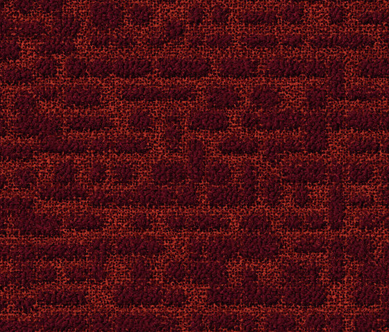 Forest 0753 Pomegranate by OBJECT CARPET | Wall-to-wall carpets