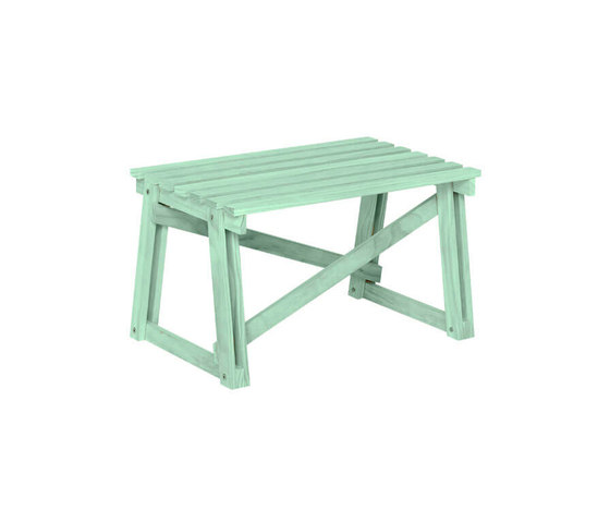 Patioset Side Table Green by Weltevree | Side tables