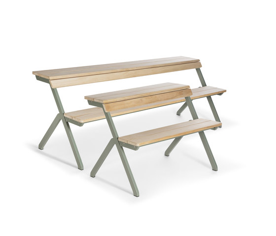 Tablebench 2p by Weltevree | Tables and benches