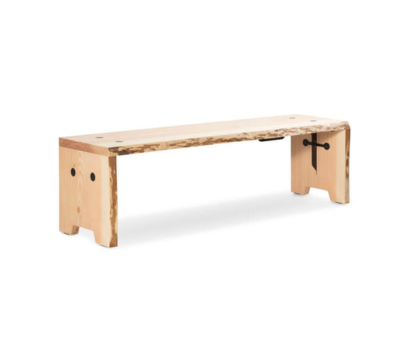 Forestry Bench 3p di Weltevree | Panche