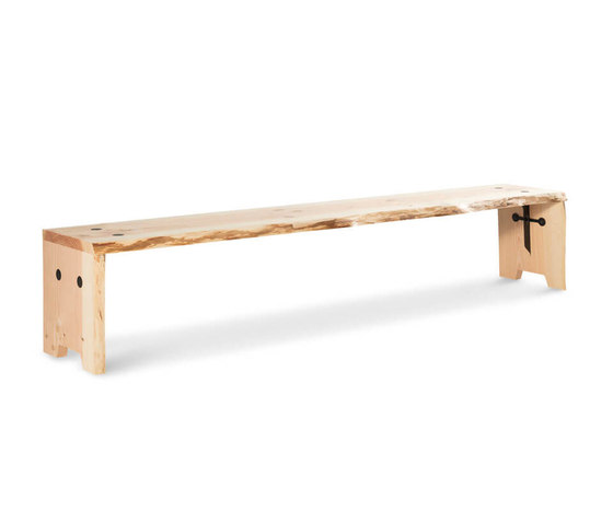 Forestry Bench 4p by Weltevree | Benches