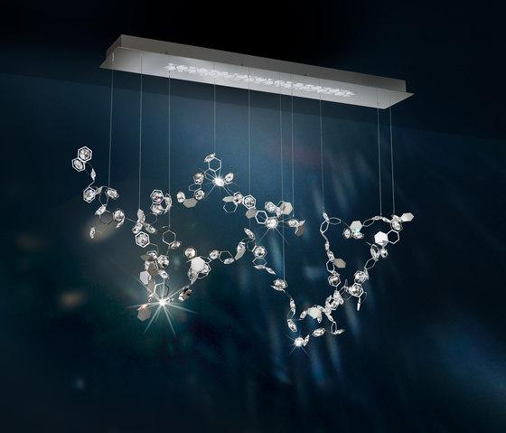 Crystalon LED Pendant de Swarovski Lighting | Suspensions