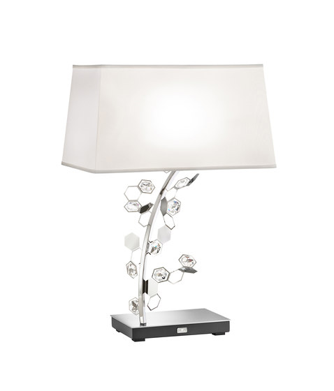 Crystalon Table Lamp di Schonbek | Lampade tavolo