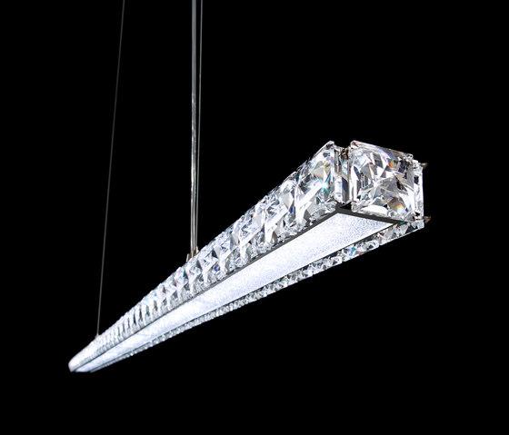 Dionia LED Pendant by Swarovski Lighting | Suspended lights