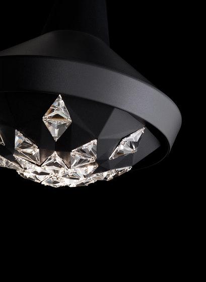 Estrella LED Pendant de Schonbek   Lámparas de suspensión