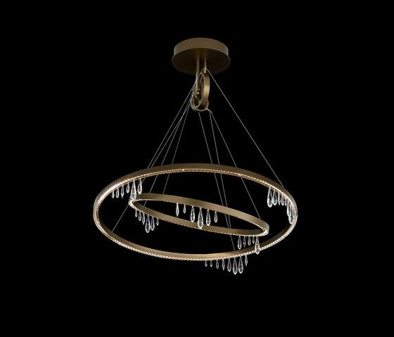 Solarius LED Pendant de Swarovski Lighting   Suspensions