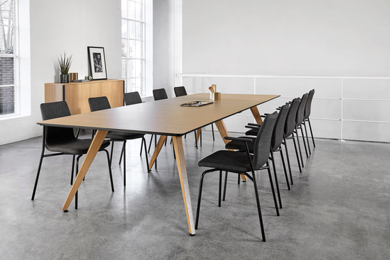 Cabale Conference Table de Holmris B8 | Mesas contract