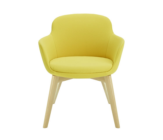 365W1 Armchair by Aceray | Chairs