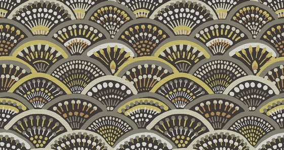 Curiosa Peacock by Arte | Wall coverings / wallpapers