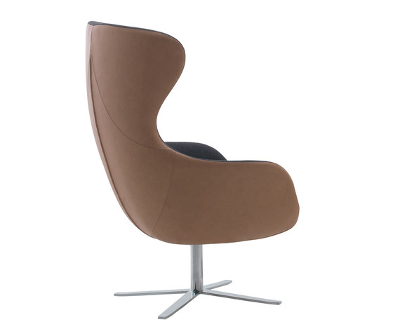 Duna-SWIV4P Swivel Armchair von Aceray | Sessel