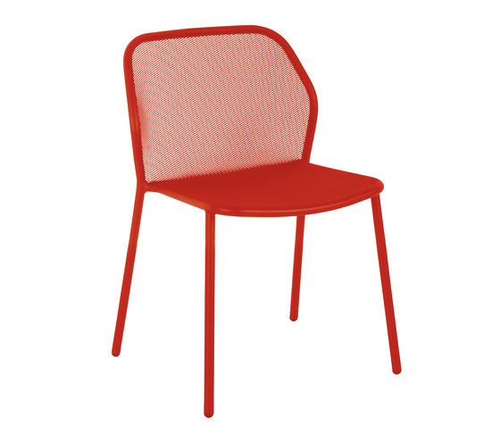 Lido-1 Stacking Side-Chair by Aceray   Chairs