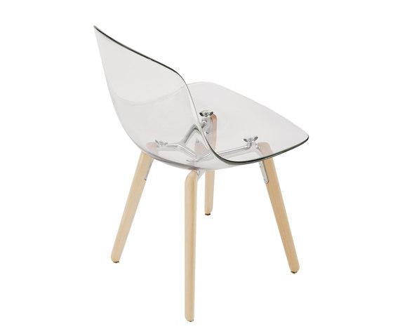 Ovvio-W Side Chair de Aceray | Sillas