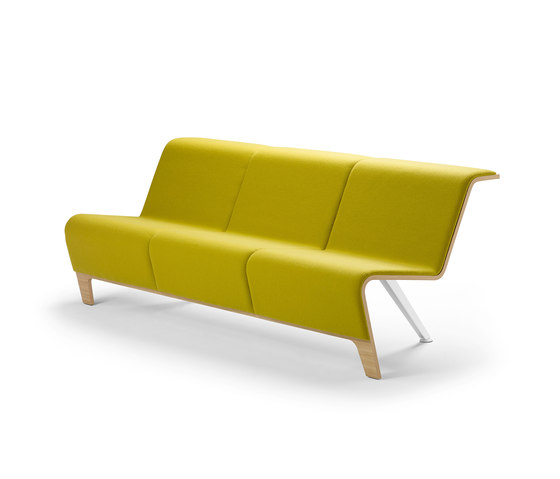 Back Modular Seating by Sellex   Benches
