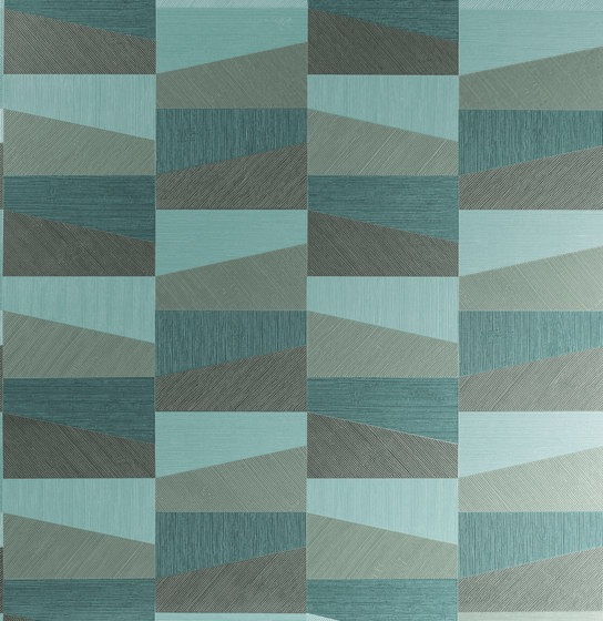 Focus Polygon by Arte | Wall coverings / wallpapers