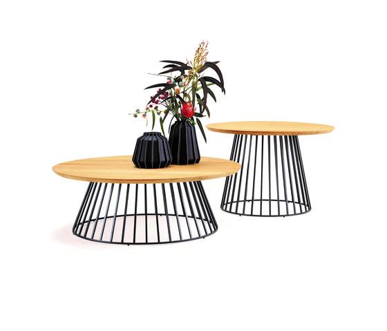 Table d'appoint Grid de solpuri | Tables basses