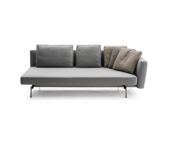 Sak betten sofas von b b italia architonic for B b novedrate