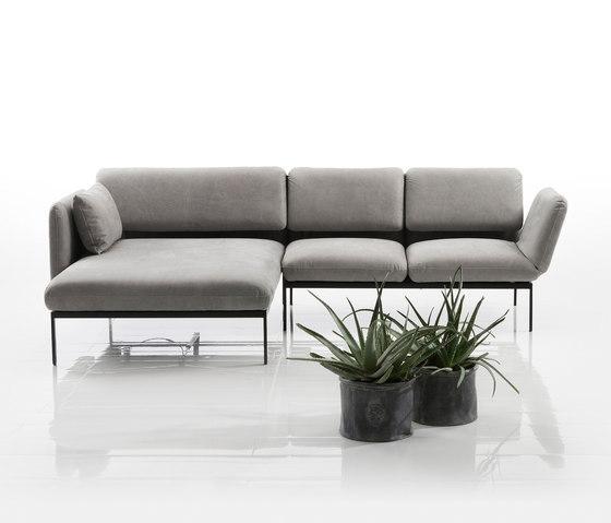 roro sofas von br hl architonic. Black Bedroom Furniture Sets. Home Design Ideas