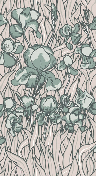 Flavor Paper for Arte Iris di Arte   Carta parati / tappezzeria