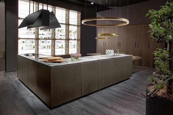 W75 by Rossana   Island kitchens