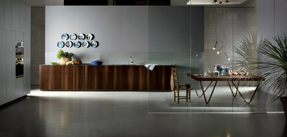 HT50 by Rossana | Fitted kitchens