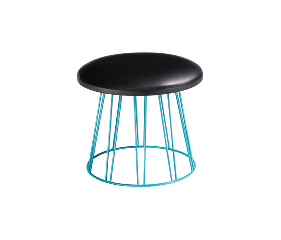 Dix stool de Svedholm Design | Poufs