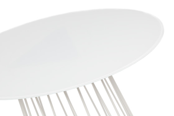 Dix oval by Svedholm Design | Side tables