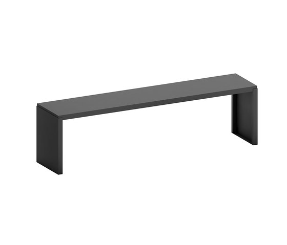 Big Irony Outdoor Bench by ZEUS | Benches