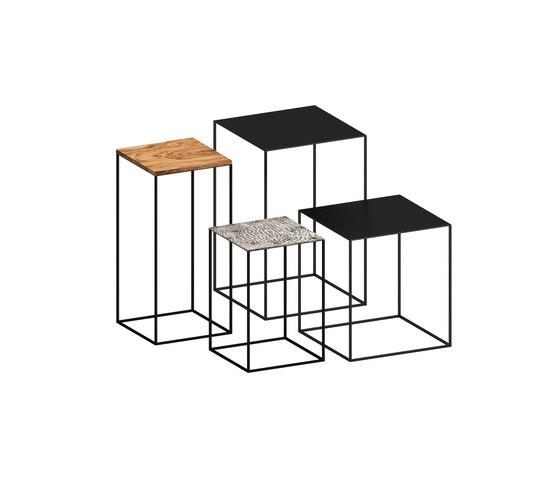 Slim Irony Low Tables von ZEUS | Beistelltische