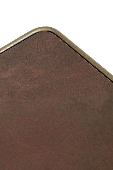 Offset rectangular by Svedholm Design   Side tables