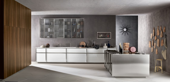 TK38 by Rossana   Fitted kitchens