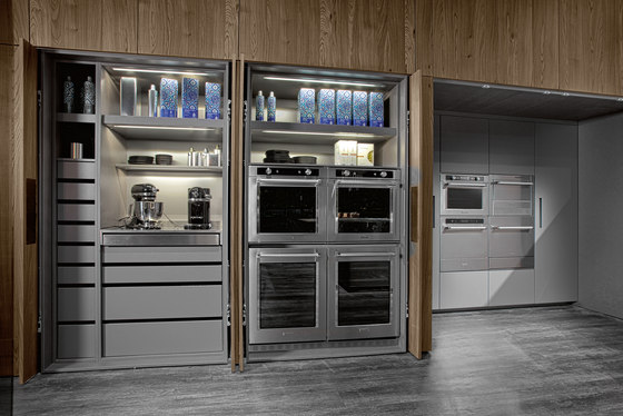 TU23 Architectural by Rossana | Fitted kitchens