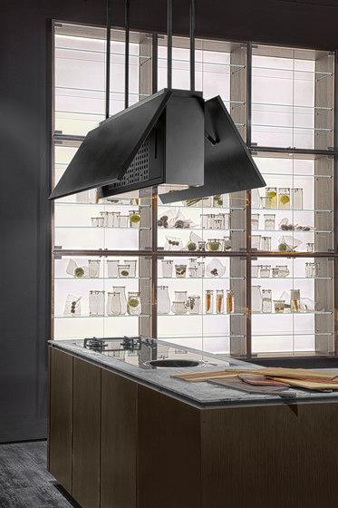 W75 by Rossana | Kitchen hoods