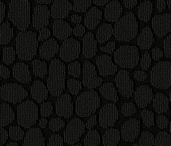 Pebble Beach 0608 Black by OBJECT CARPET | Rugs