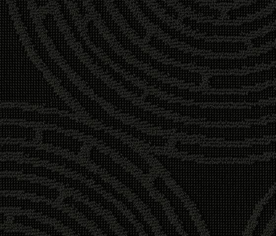 Vulcano 0638 Black by OBJECT CARPET | Wall-to-wall carpets