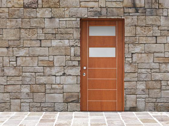 Junior 16.5040 J16 by Bauxt   Front doors