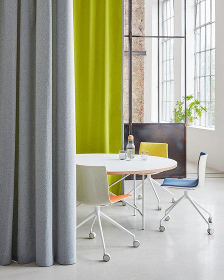 SILENT - 0101 von Création Baumann   Drapery fabrics