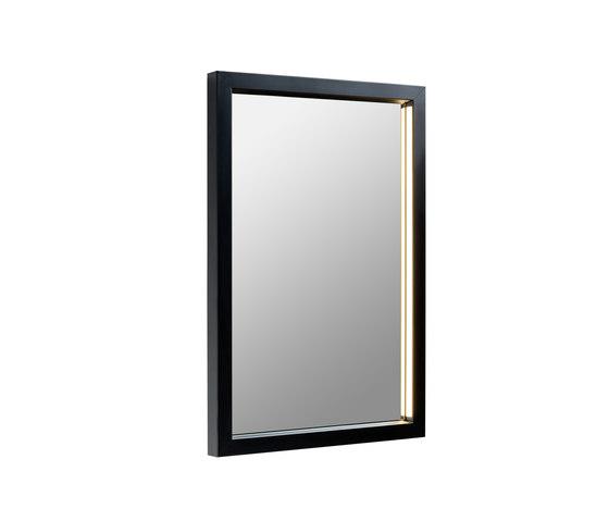 Slits mirror by Svedholm Design | Mirrors
