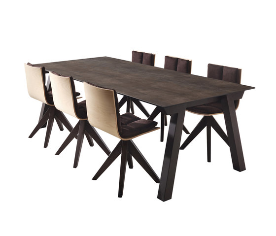 Duero extending table by Dressy | Dining tables