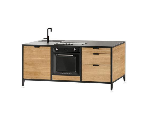 WERK modular kitchen by Jan Cray | Modular kitchens
